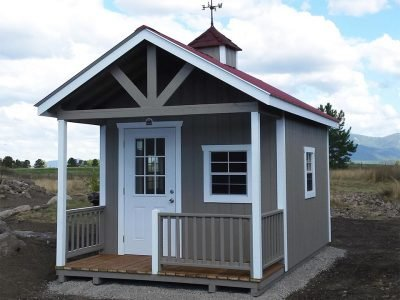 10x16 crestline shed from sturdy built sheds clayton wa