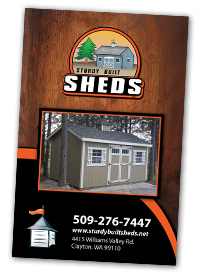 sturdy built sheds catalog